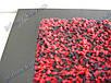 Коврик грязезащитный Хлопок, 40х60см., красный, фото 4
