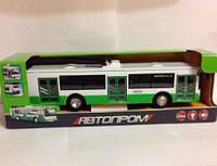 Троллейбус (автобус) 9690 ABCD инерционный Автопром