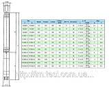 Свердловинний насос FS 98 E/16, 3 кВт, фото 3