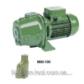 Насос самовсасывающий с выносным инжектором и повышенной глубиной всасывания, M-100P30, 0,75 кВт