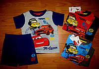 Пижама для мальчиков Disney 110-116-122 рр.