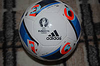 Футбольный мяч Adidas EURO 2016 FRANCE Mini розмер 1