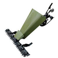 Сегментная косилка (сенокосилка, косилка для мотоблока ременная)