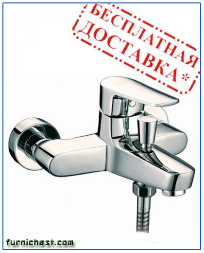 Смеситель для ванны SMART Инлайн SM103503AA