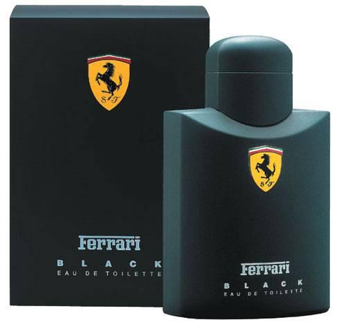 Ferrari Black туалетна вода 125 ml. (Феррарі Блек)