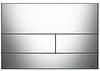 Панель смыва ТЕСЕsquare хром глянцевый