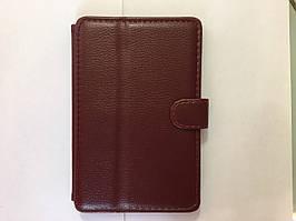 Чехол на планшет 7 дюймов MELENYUM(коричневый авто)