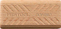Вставные шипы Domino D 5x30/300 BU Festool 494938, фото 1