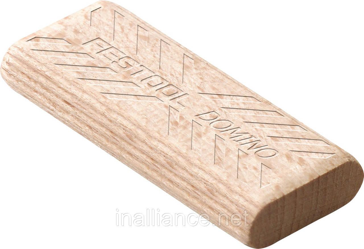 Шип Domino бук D 8x100/150 BU для DF 700 Festool 498213