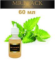 """Жидкость для электронных сигарет """"Мята"""" Mr. Black 60 мл"""
