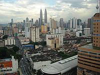 Центр столицы Малайзии - Куала Лумпур