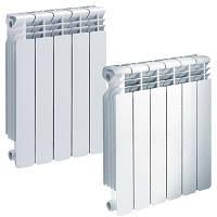 Алюминиевый радиатор (батарея) CALGONI PRO 500/96