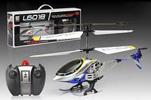 Вертолет Lishitoys 6018 летает вверх ногами