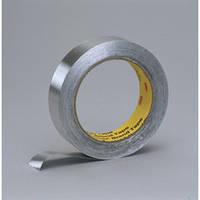 Герметичная клейкая лента 3М 1436 (основа – алюминиевая фольга) 0,075ммх50ммх10м, серебристая