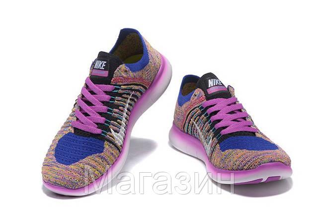 кроссовки Nike Free Run Flyknit