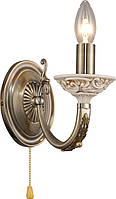 Бра Altalusse INL-6113W-01 Antique Brass