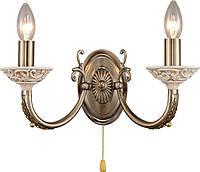 Бра Altalusse INL-6113W-02 Antique Brass