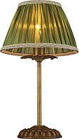 Настольная лампа Altalusse INL-6119T-01 Golden Brass/Green