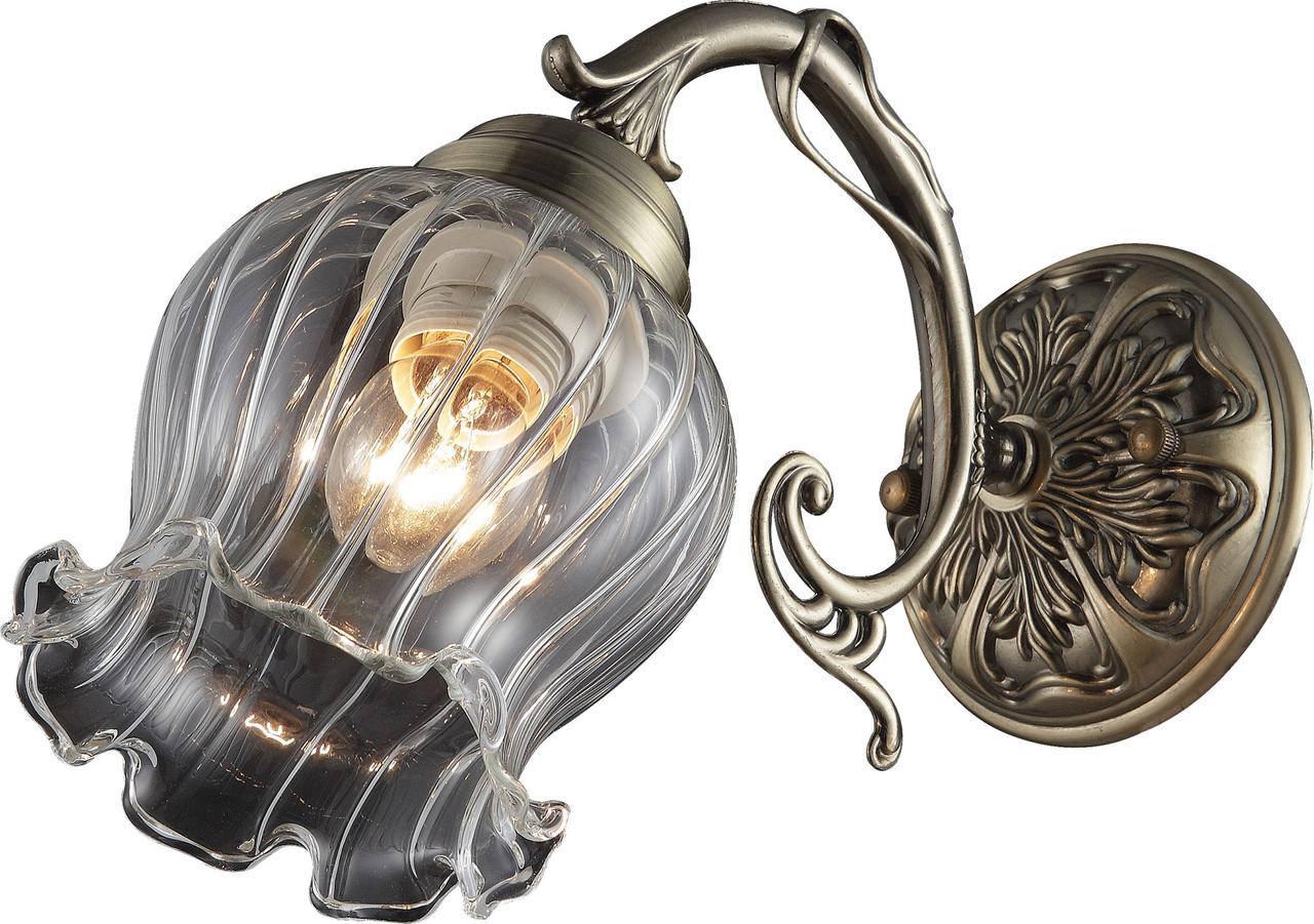 Бра Altalusse INL-6127W-01 Antique Brass