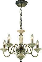 Люстра  Altalusse INL-6130P-05 Antique Brass
