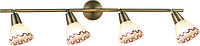 Спот Altalusse INL-9285W-04 Antique Brass