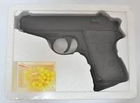 Пистолет ZM 02 железный на пульках