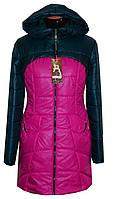 Женские куртки-плащи весенние
