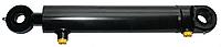 Гидроцилиндр поршень Ø63, L-450мм, шток - ø32, длина хода - 200мм
