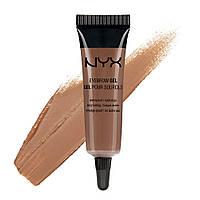 Водостойкий Гель для бровей NYX Eyebrow Gel (EBG) 02 Chocolate