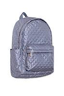 Рюкзак стеганый серый. Разные цвета