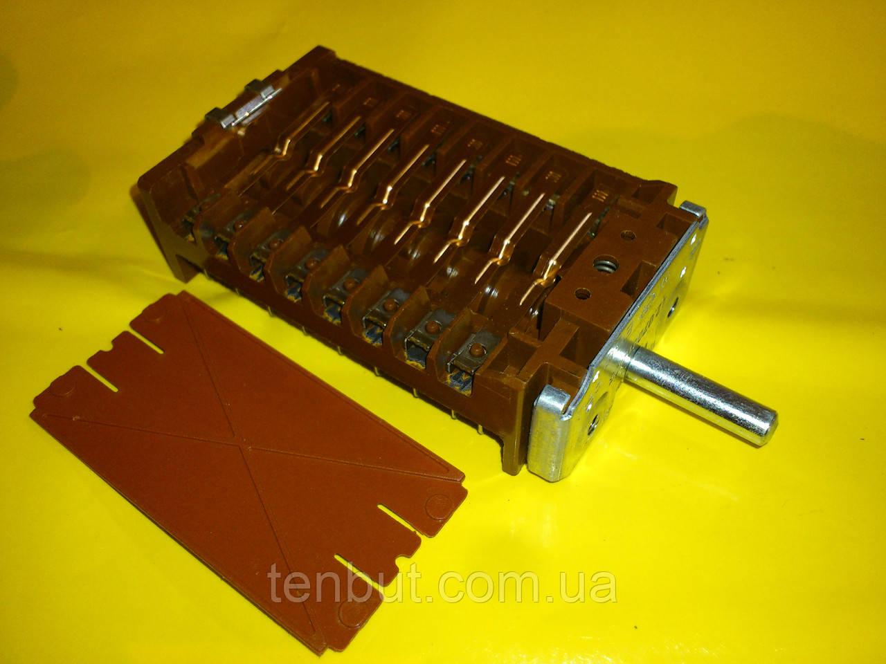 Переключатель ПМ-42.07001.005 EGO / 7-ми позиционный на электроплиты производство Германия