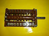 Переключатель ПМ-42.07001.005 EGO / 7-ми позиционный на электроплиты производство Германия, фото 2