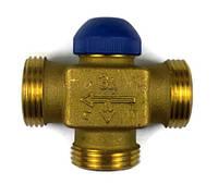 Трехходовой термостатический  клапан HERZ CALIS-TS-RD DN-32