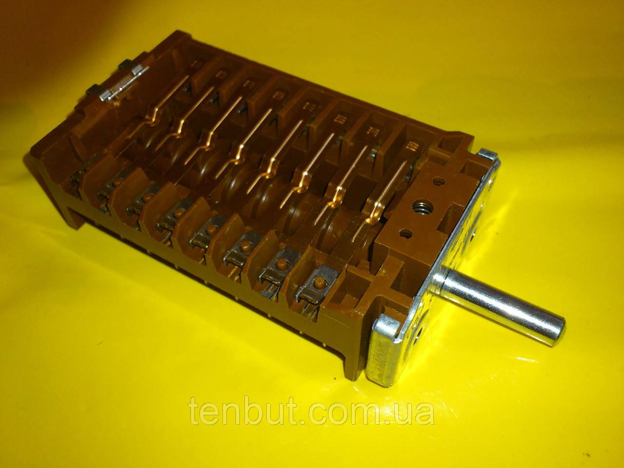 Переключатель ПМ-42.08000.025 EGO / 8-ми позиционный на электроплиты производство Германия