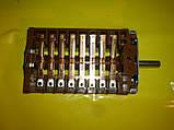 Переключатель ПМ-42.08000.025 EGO / 8-ми позиционный на электроплиты производство Германия, фото 2