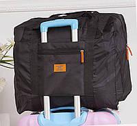 Дорожная сумка для путешествия черная