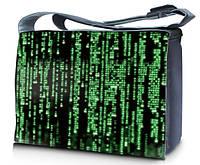 """Сумка для ноутбука HQ-Tech Laptop Bag """"Матрица"""" (H20235) 15.6 """""""