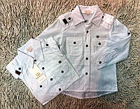 Белые рубашки для мальчиков купить