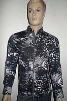 Рубашка молодежная приталенная (Турция)