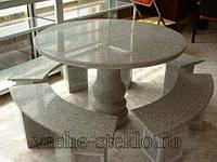 Столы из искусственного камня
