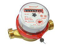 Счетчик для гарячей воды NOVATOR ЛК-15