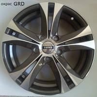 Диски новые на Опель Астра 4 (дизель) (Opel Astra IV, Zafira) 5x115 R16