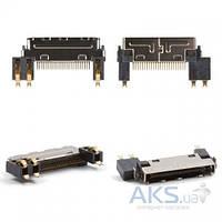 (Коннектор) Aksline Разъем зарядки LG C1100 / C1150 / C1200 / C1400 / C2200 / F2200 / F2300 / F2400 / F2410 / F3000 / KG210 / KG220 / KG225 / M6100 /