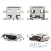 (Коннектор) Aksline Разъем зарядки LG P990 / P999