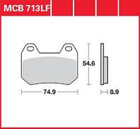 Тормозные колодки BMW TRW / Lucas MCB713