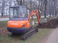 Земляные работы вручную и мини экскаватором. Земляные работы в ручную Киев