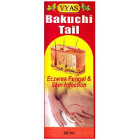 Бакучи, масло, Bakuchi Oil (60ml) псориаз, лейкодермия, витилиго, кожный дерматит