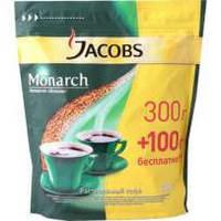 Растворимый сублимированный кофе Якобс(400гр)