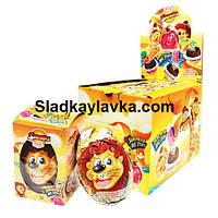 Яйцо шоколадное SAFARI 24 шт, 60 гр (ANL)