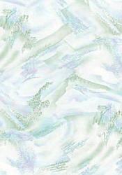 Пластиковоя панель Пастель зеленая